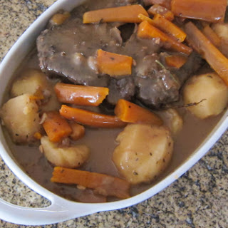Best-Ever Slow Cooker Pot Roast.