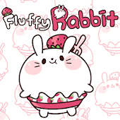 Fluffy Rabbit Kakao Theme.