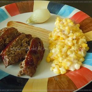 Cheese Corn Casserole