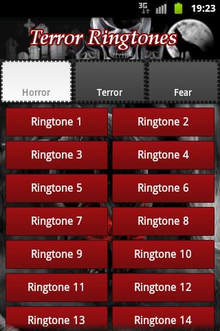 玩音樂App|怖い聞こえる。着メロテラー免費|APP試玩