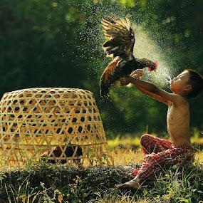 by Bambang Kusaeri - Babies & Children Children Candids
