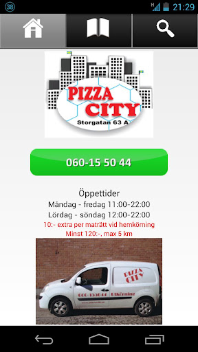 Pizza City Sundsvall