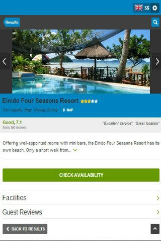 Philippines Hotel Discount - screenshot