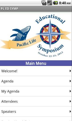 PacLife Educational Symposium