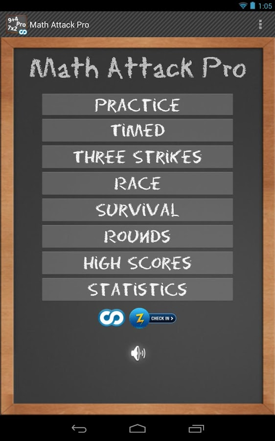 Math Attack Pro- screenshot