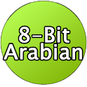 8-Bit Arabian Ringtone Free logo