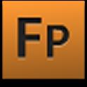 FLV Player (alpha version) logo