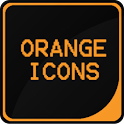 ADWTheme Orange Icons logo