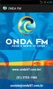 Onda FM 97.7 screenshot 3
