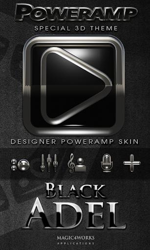 Poweramp skin Adel