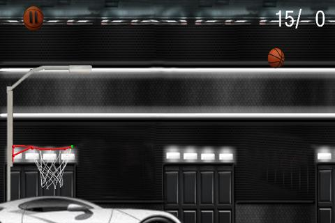 NIGHT STREET BASKETBALL - screenshot