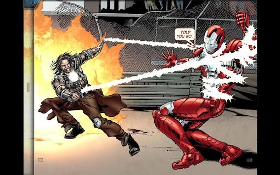 The Avengers-Iron Man Mark VII APK