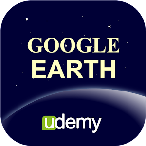 Learn Google Earth by Udemy Icon