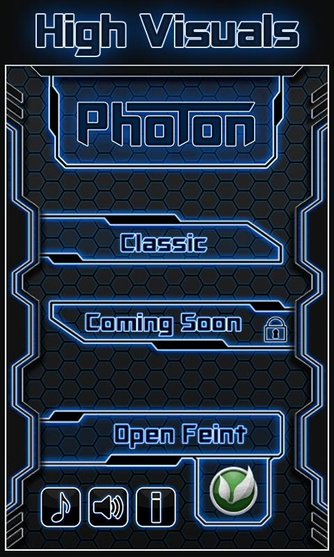 Photon - screenshot