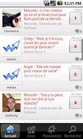 Screenshot of Entendu à la Tv : Phrase culte