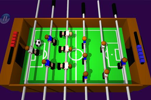 Table Football, Soccer 3D  screenshots 10