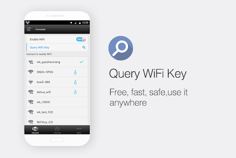 WiFi Master-Free WiFi Finder - screenshot thumbnail