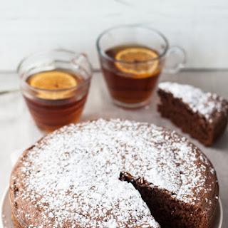 Olive Oil and Tangerine Chocolate Cake Recipe