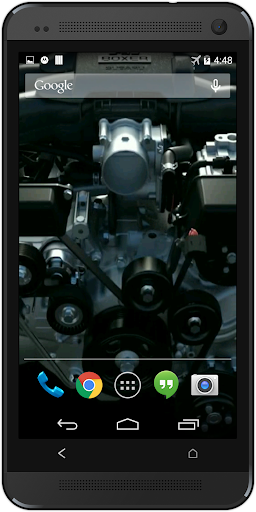 Engine HD Live Wallpaper