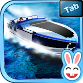 Motor Boat River Run 3D TAB