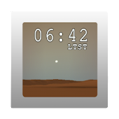 Curiosity Clock