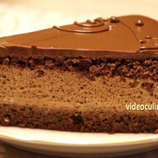 Daniella Torte (chocolate hazelnut mousse cake)