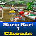 Mario Kart 7 Cool Cheats logo