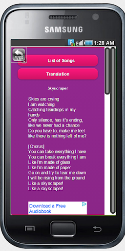 demi lovato instruction lyrics
