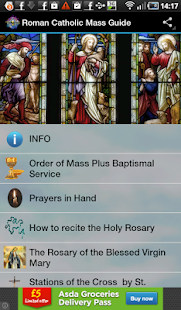 Roman Catholic Mass Guide - screenshot thumbnail