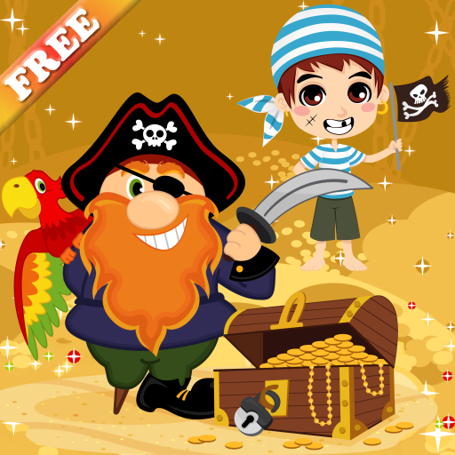 Pirates Games for Kids Toddler