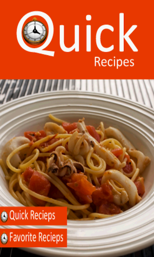 Quick Recipes Cookbook