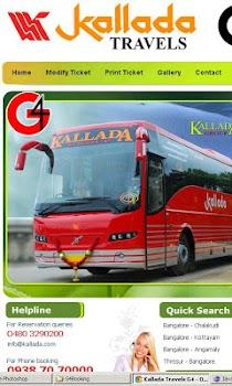 Kallada Travels G4