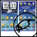 ADWTheme Old Nokia Style Donat logo