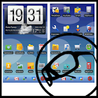 ADWTheme Old Nokia Style Donat icon