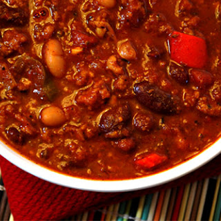 Award-Winning Spicy Chipotle Chili