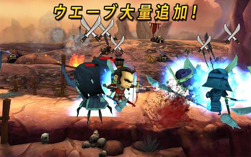 サムライ vs ゾンビ 2|玩動作App免費|玩APPs