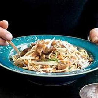 Fennel-and-Onion Spaghetti