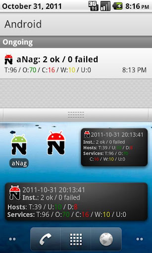 aNag legacy Android 1.5-2.0