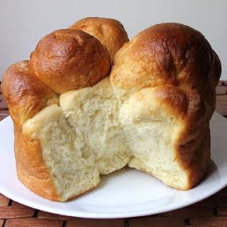 Orange Pull-Apart Loaf.