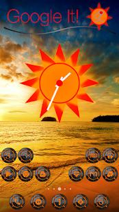 【免費個人化App】Amun-Ra Zooper Widget-APP點子