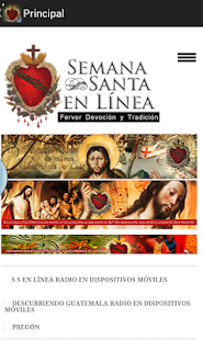 Semana Santa en Linea Movil- screenshot thumbnail