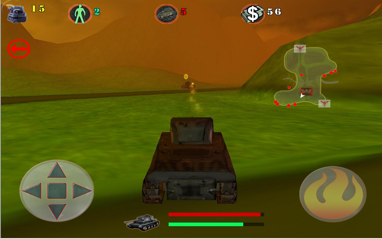 Wartrack: Rescue Heroes - Free- screenshot