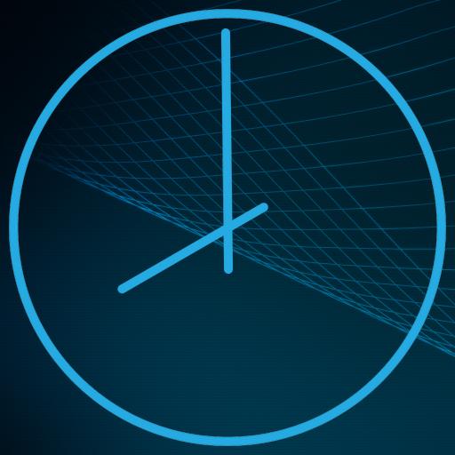 Clock Widget 3D