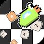 Flap\'s 2048 White Tiles