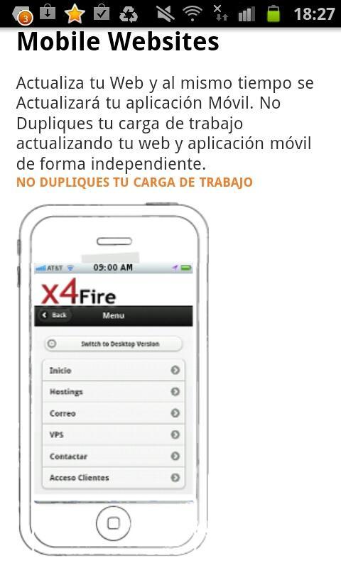 x4Fire- screenshot