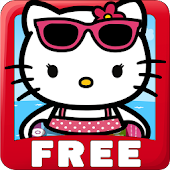 Hello Kitty. Summer Dress Up