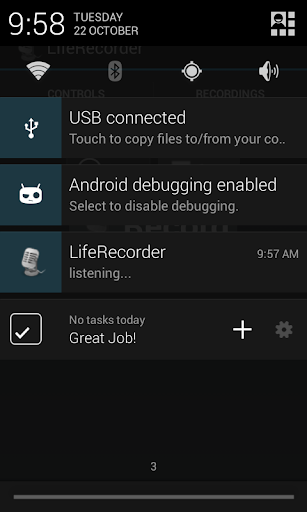 工具必備APP下載|LifeRecorder: NonStop Recorder 好玩app不花錢|綠色工廠好玩App