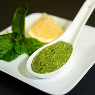 Mint Pesto