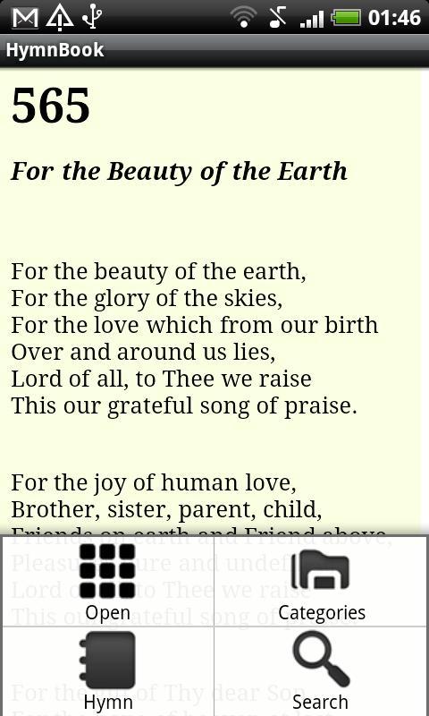 Advent Hymnal PLUS- screenshot