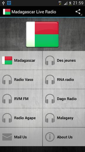Madagascar Live Radio